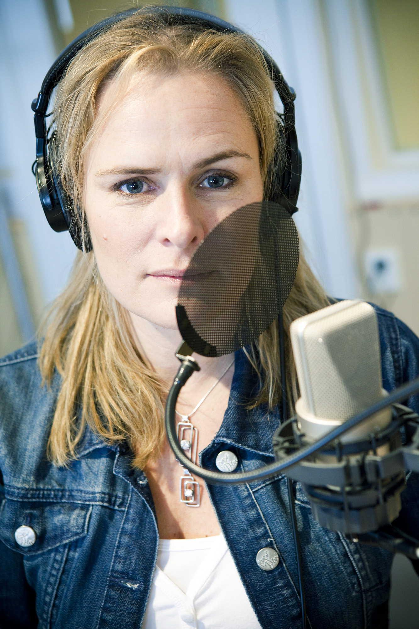 Malin Edlund. Foto: Johan Ljungström/SR